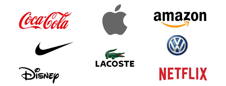 Ejemplo de los mejores logotipos