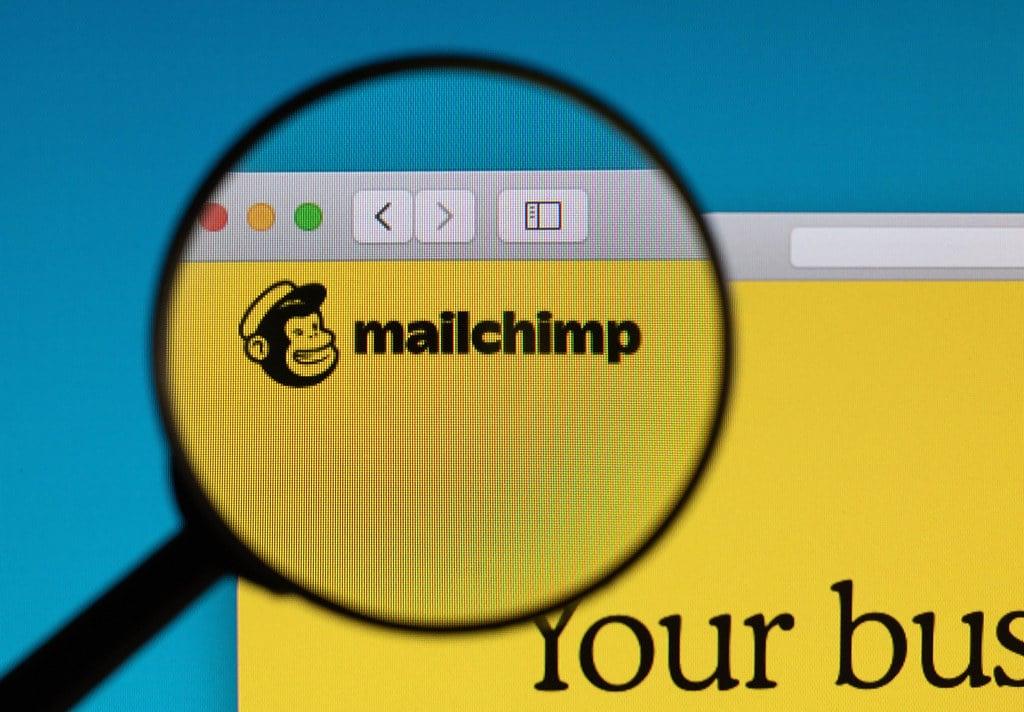 Ejemplo logo MailChimp