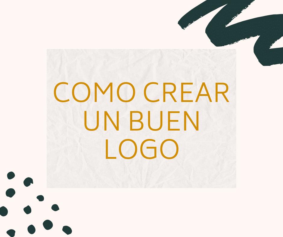 como crear un buen logotipo