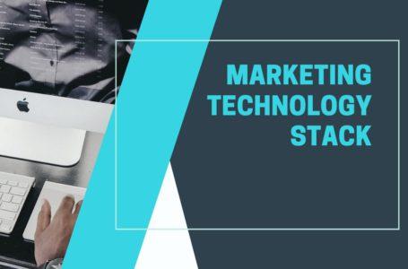 En qué consiste el Marketing Technology Stack