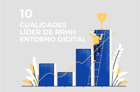 Características de un líder en rrhh en el entorno digital