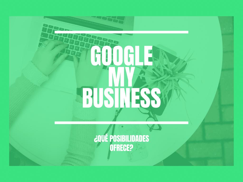 Consejos para crear ficha en Google My Business