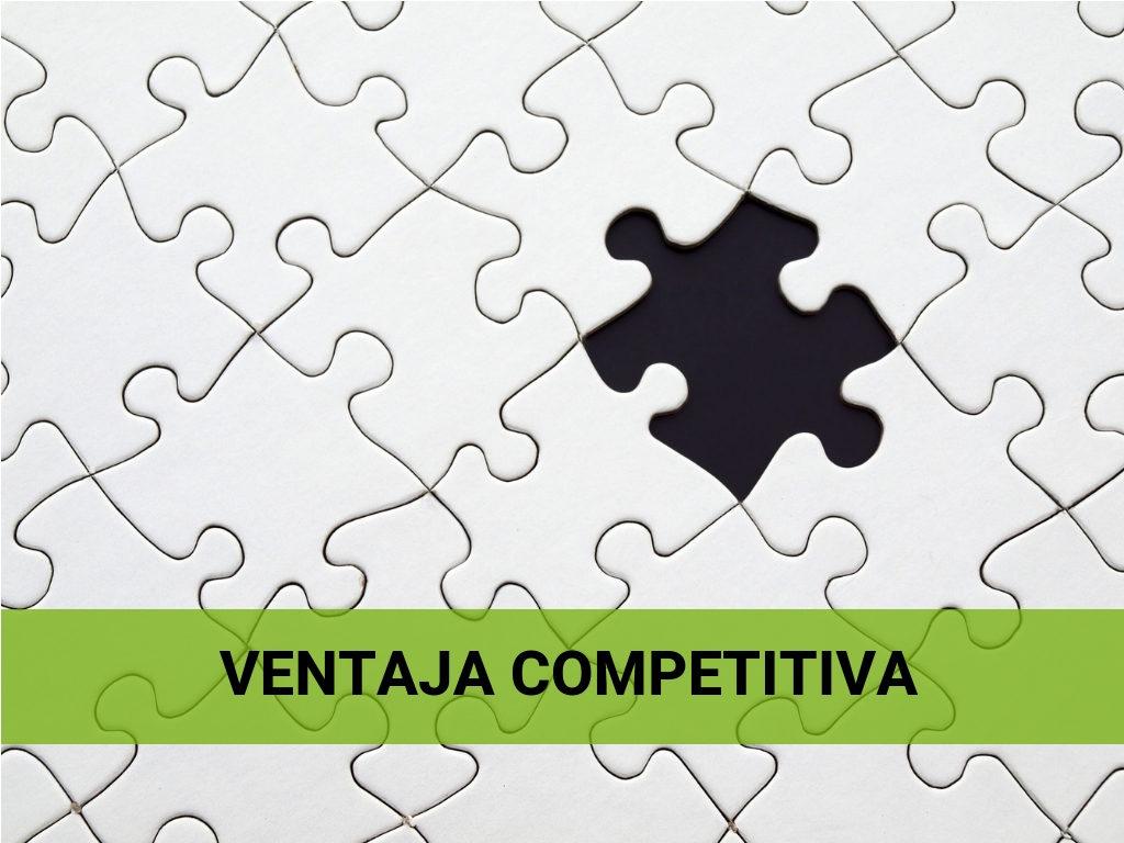 Como encontrar mi ventaja competitiva