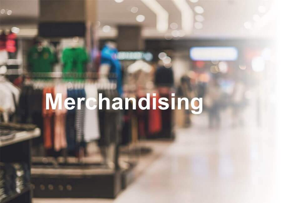 qué es merchandising